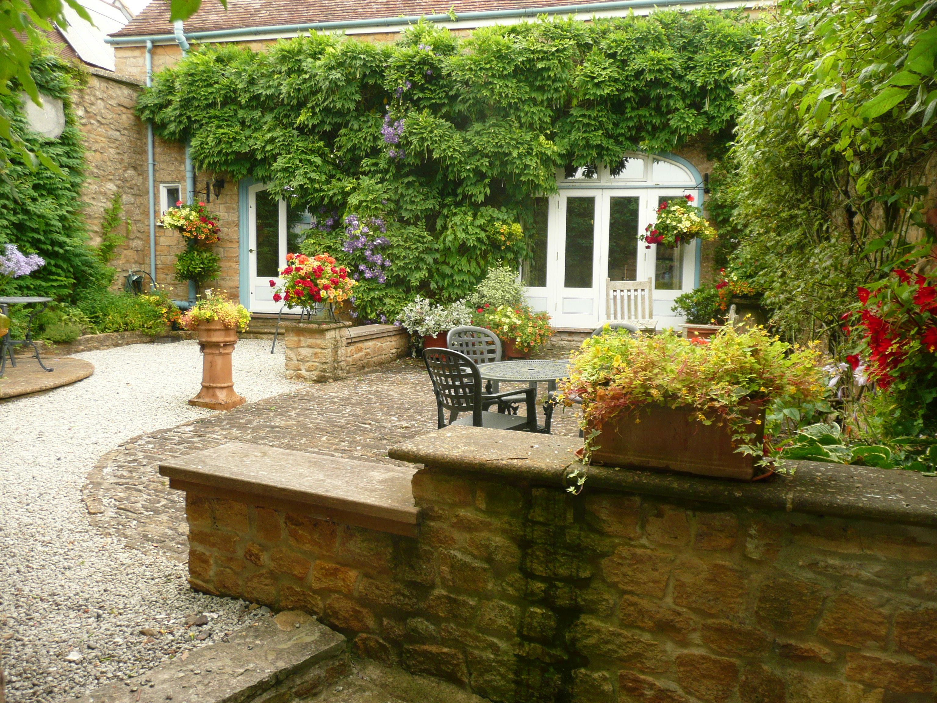 Gallery greenman services for Garden design yeovil